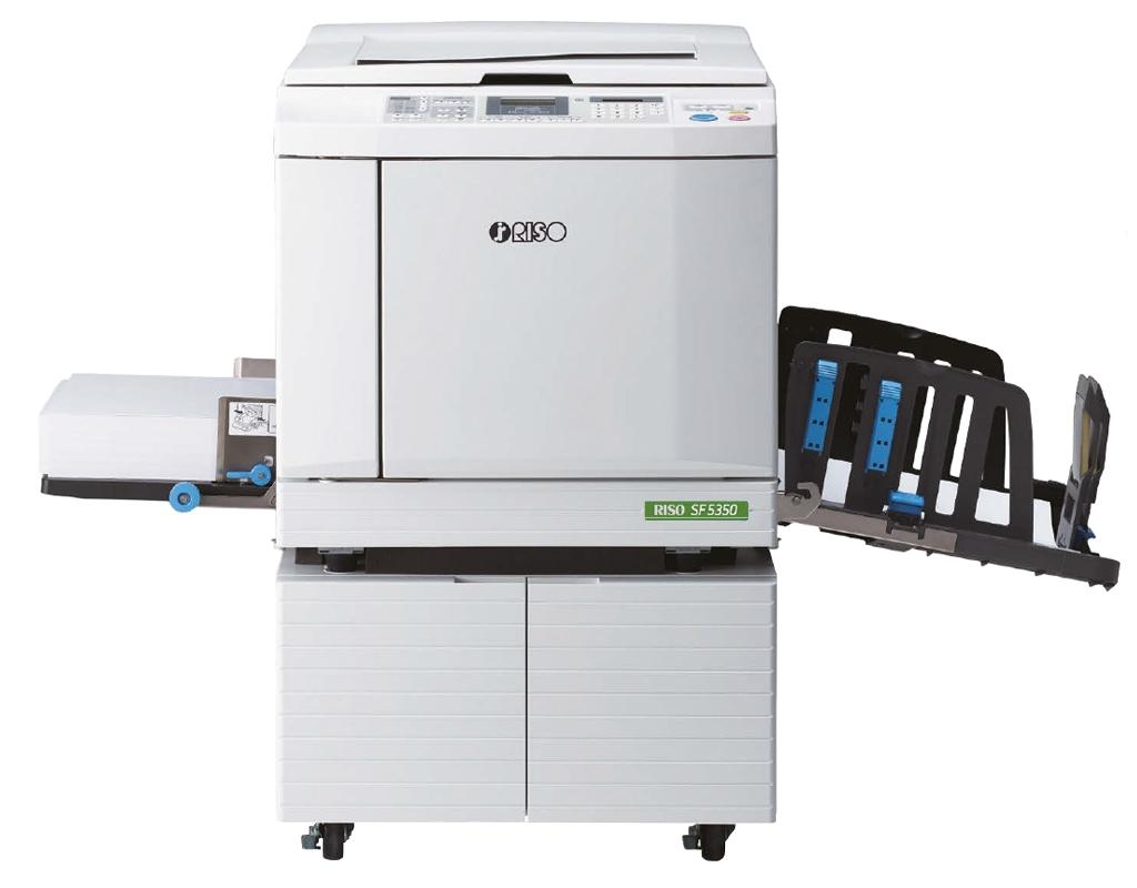 Riso SF 5350 A3 Baskı Makinası