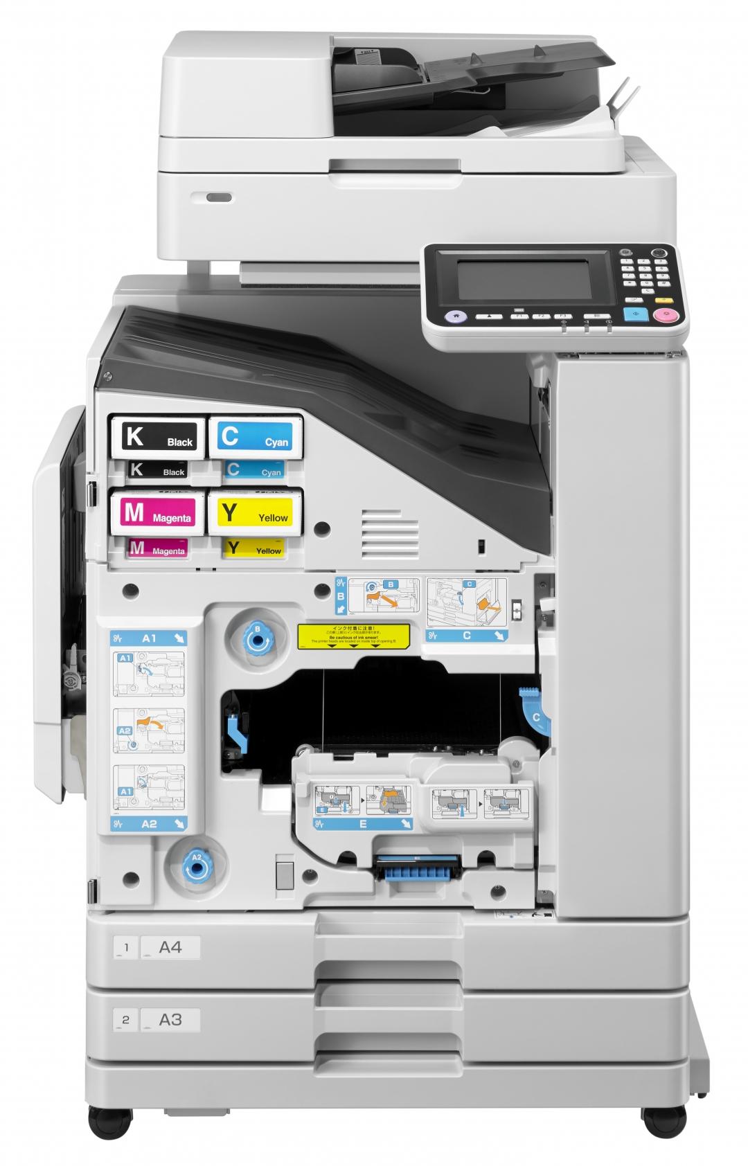 Riso ComColor FW 5230 4 Renkli Yazıcı