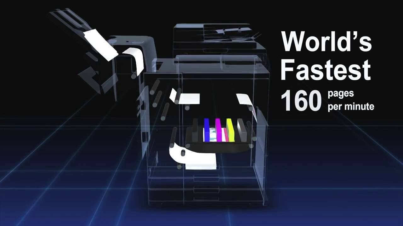 Printing technology of ComColor