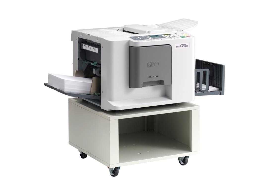Riso CV 3230 B4 Baskı Makinası