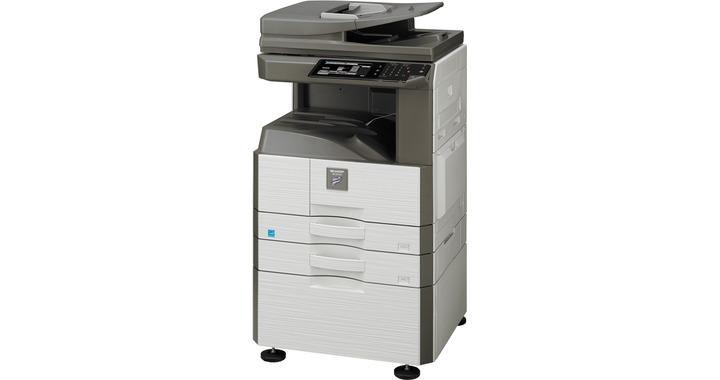 Sharp MXM356N 35 kopya A3 Siyah Beyaz Fotokopi, Yazıcı, Renkli Tarayıcı
