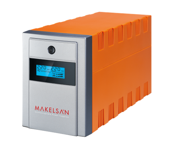 MAKELSAN LİON PLUS LİNE INTERAKTİF UPS 2000 VA