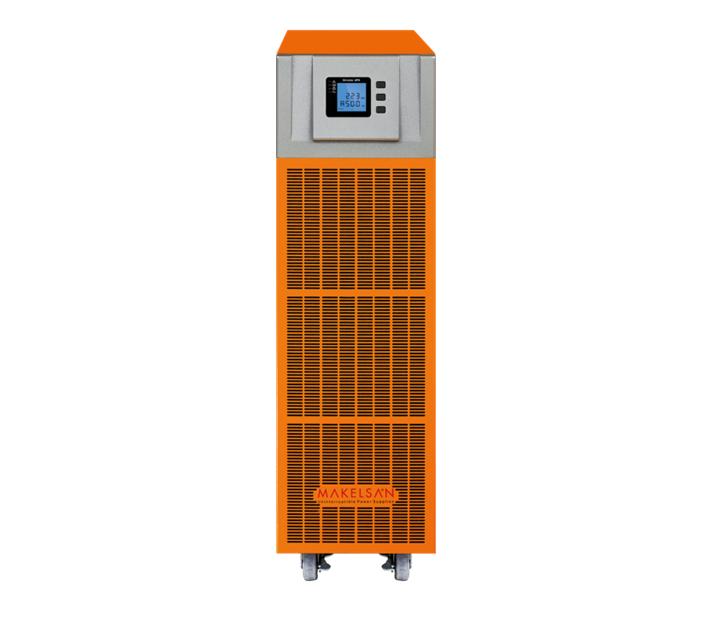 MAKELSAN POWERPACK 3300 10 kVA ONLİNE 3F/3F KESİNTİSİZ GÜÇ KAYNAĞI