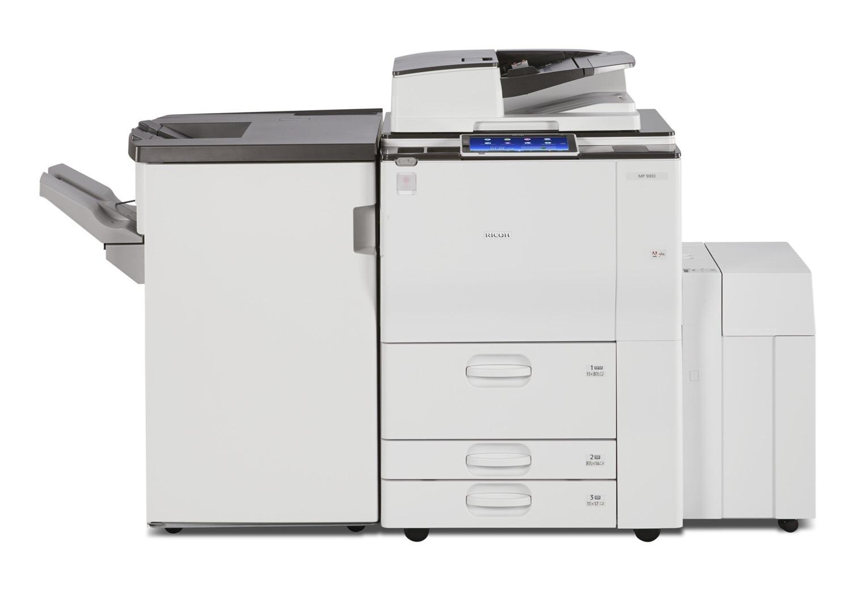 Ricoh MP 7503SP Siyah-Beyaz A3 Fotokopi Makinası
