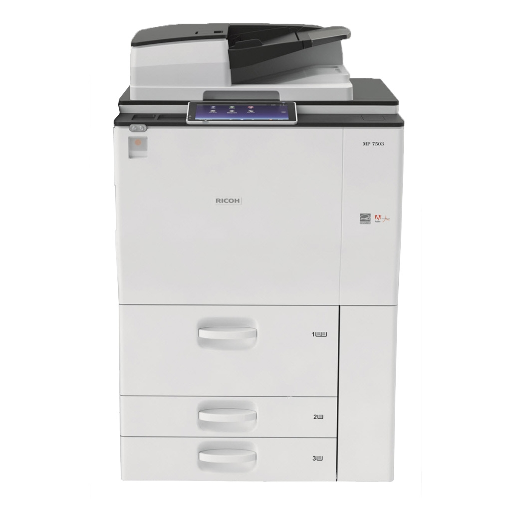 Ricoh MP 9003SP Siyah-Beyaz A3 Fotokopi Makinası