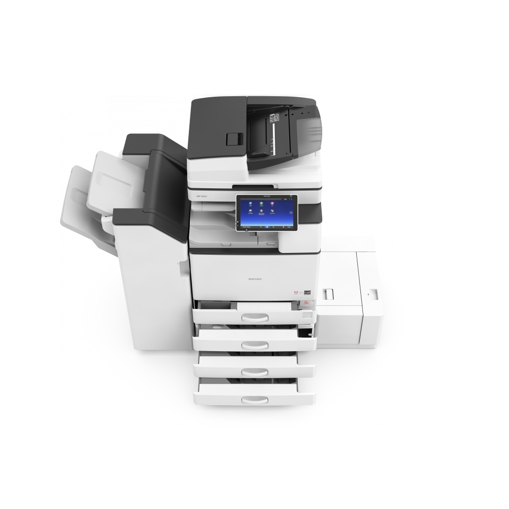 Ricoh MP 4055SP Siyah-Beyaz A3 Fotokopi Makinası