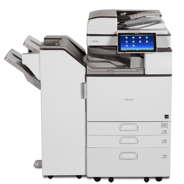 Ricoh MP 5055SP Siyah-Beyaz A3 Fotokopi Makinası