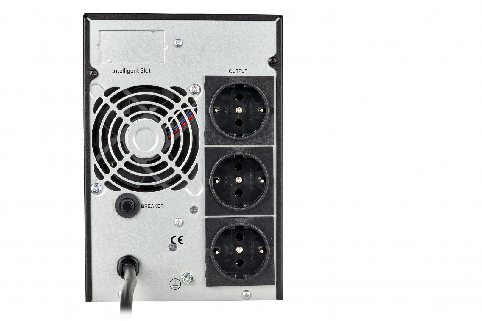Tunçmatik Newtech Pro II Led 2 kVA Kesintisiz Güç Kaynağı (UPS)