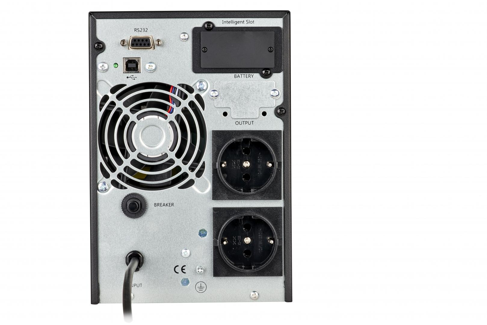Tunçmatik Newtech Pro II X9 1 kVA Kesintisiz Güç Kaynağı (UPS)