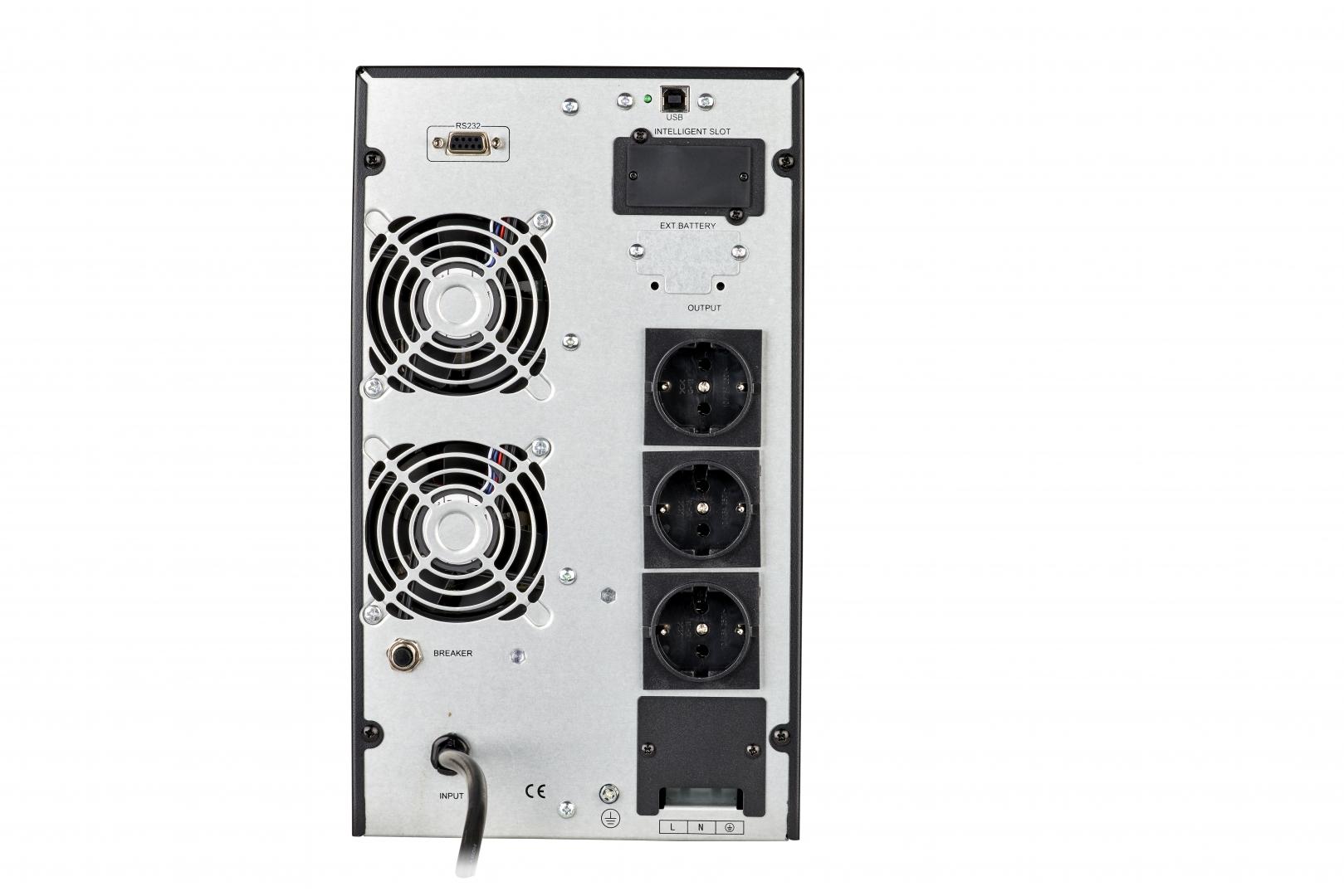 Tunçmatik Newtech Pro II X9 3 kVA Kesintisiz Güç Kaynağı (UPS)