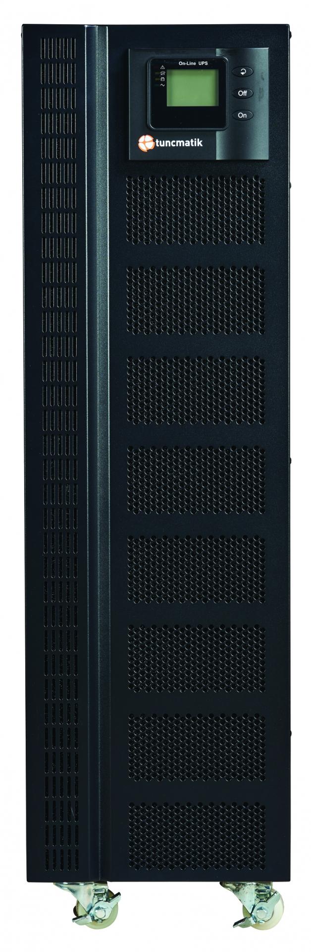 Tunçmatik Hi-Tech Ultra 10 kVA 3f/3f Kesintisiz Güç Kaynağı (UPS)