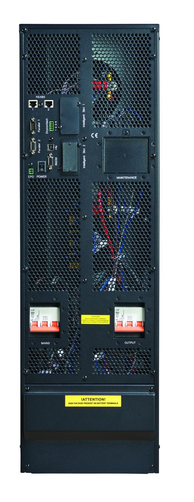 Tunçmatik Hi-Tech Ultra 20 kVA 3f/3f Kesintisiz Güç Kaynağı (UPS)