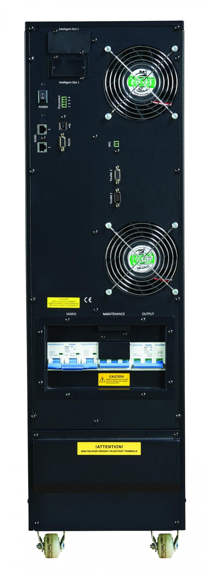 Tunçmatik Hi-Tech Ultra 40 kVA 3f/3f Kesintisiz Güç Kaynağı (UPS)